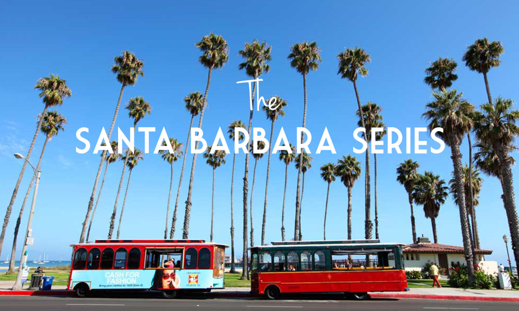 Santa Barbara Series cover
