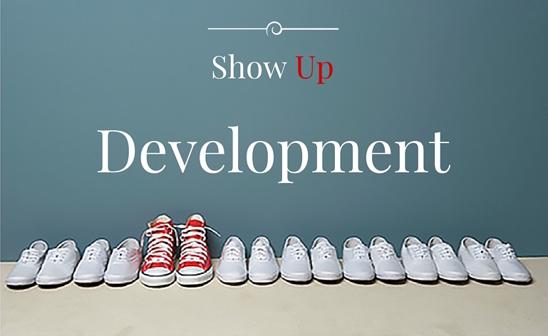 Show Up Development Page